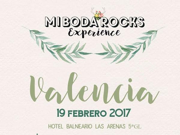 Expositores Mi Boda Rocks Experience Valencia 2017