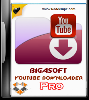 Bigasoft YouTube Downloader Pro Free Crack