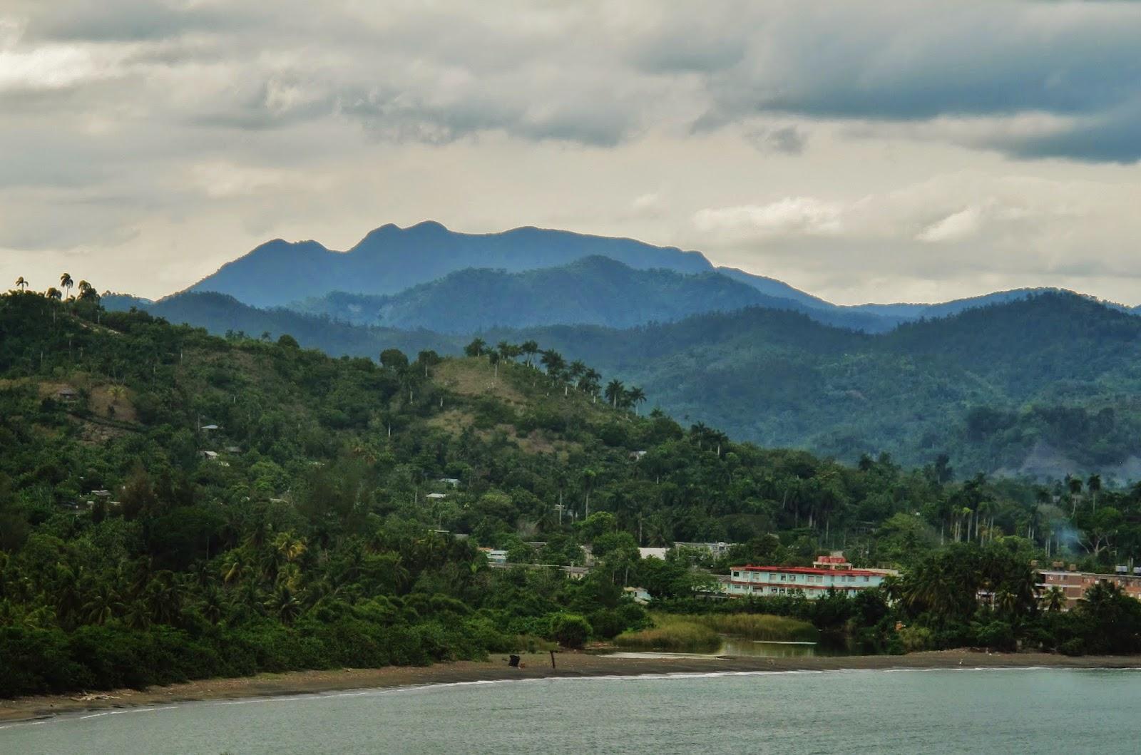 Baracoa, em Cuba