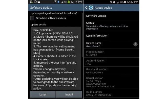 Empieza La Actualización A Android 4 4 2 Kitkat Para El: Nos Gusta La Tecnología : Android 4.4.2 KitKat Llega Para