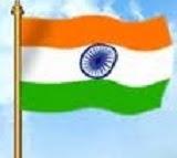 Short Essay on 'National Flag of India' in Hindi   'Bharat ka Rashtriiya Dhwaj' par Nibandh (130 Words)