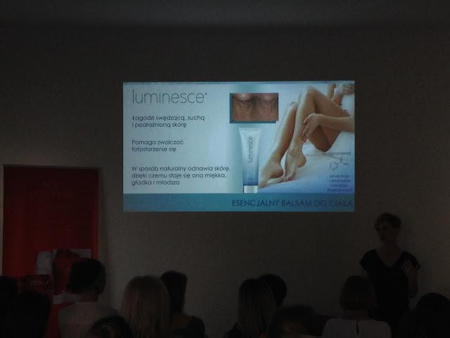 Jeunesse Luminesce Essential Body Renewal Balsam Niezbędna odnowa ciała
