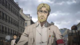 "Hellominju.com : 進撃の巨人4期 アニメ 『ジーク・イェーガー』  | Attack on Titan ""Zeke Yeager"" | Hello Anime !"