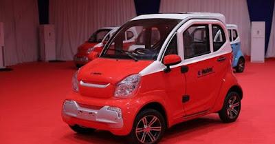 سيارات DL الكهربائية
