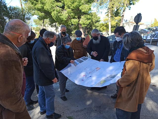 Παπα-Λευτέρης: Κόσμημα για το Ναύπλιο το νέο κτίριο κοινωνικού χαρακτήρα στην Ευαγγελίστρια