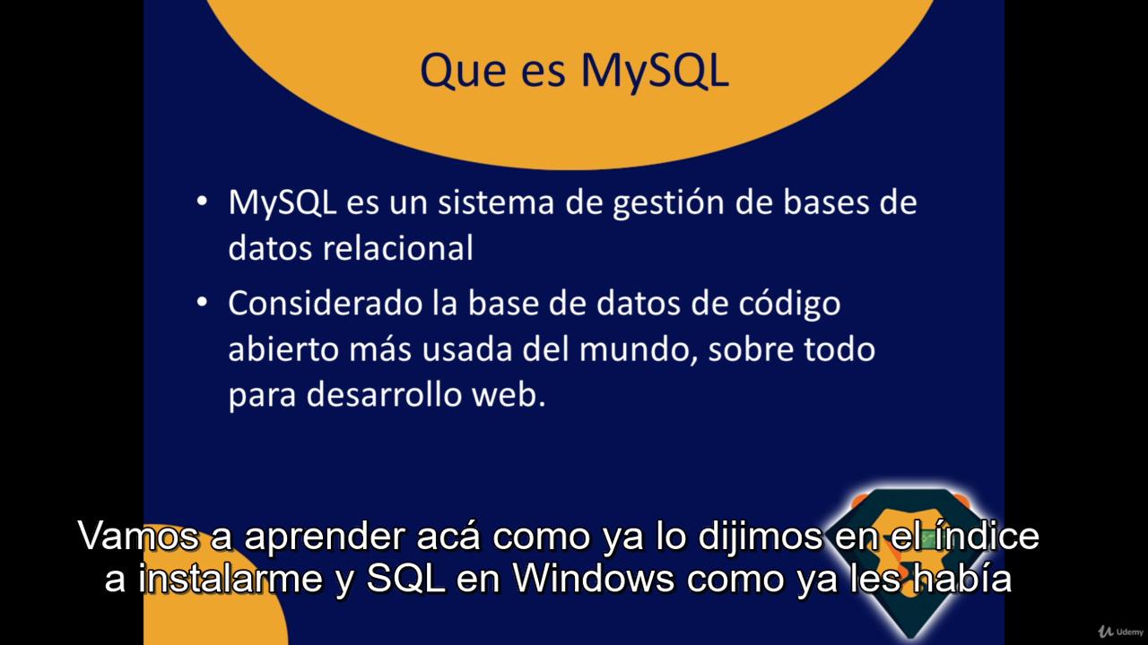 Udemy - Máster en Base de Datos SQL desde 0 hasta Avanzado +Hacking! 1