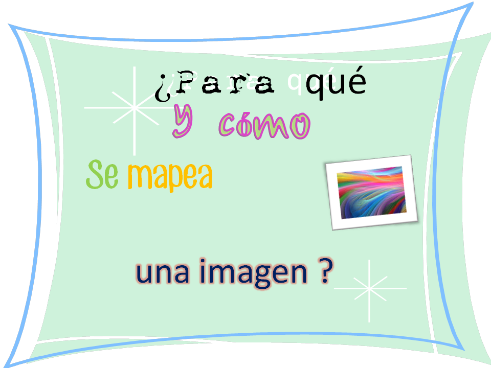 Cartel mapeo