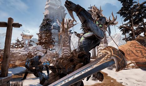 Asgard's Wrath Gameplay Walkthrough