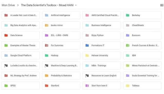 500 GB DATA SCIENTIST'S TOOLBOX tutorials for free ~ Google Driver Link 2020