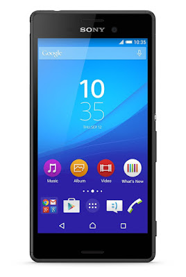 Sony Xperia M4 Aqua Firmware Download