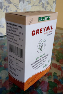 Dr. Jain's greynil review