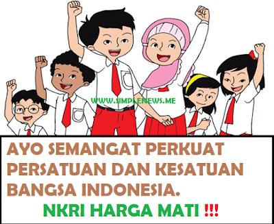 poster tentang manfaat nilai persatuan dan kesatuan www.simplenews.me
