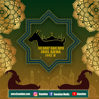 template gambar poster ucapan selamat hari raya idul adha psd - kanalmu