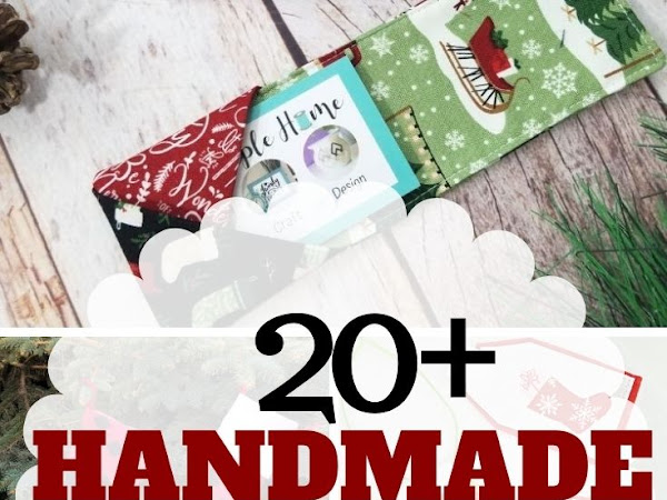 Creative Handmade Holiday Projects and Gifts