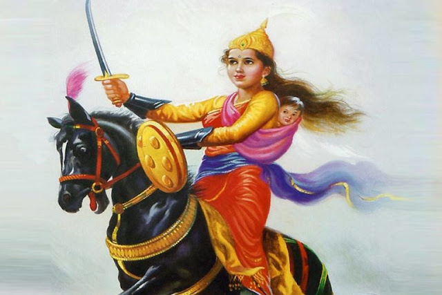How Rani Lakshmi Bai Died