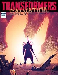 Transformers: Salvation Comic