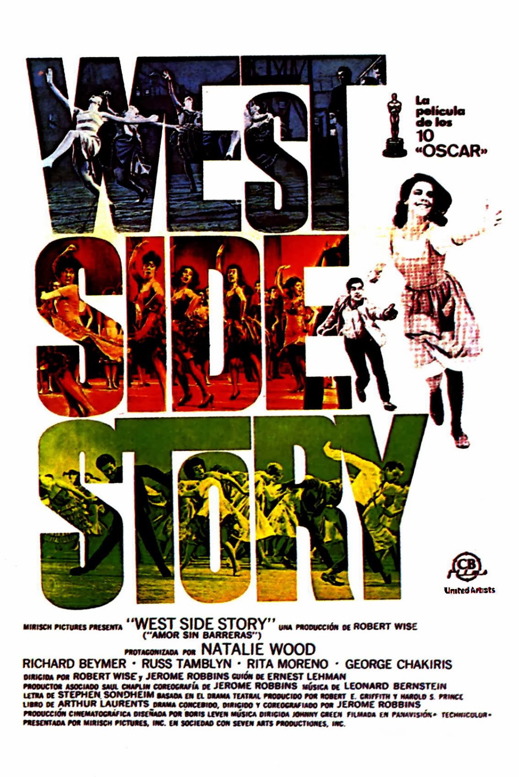 132 West Side Story (1961)