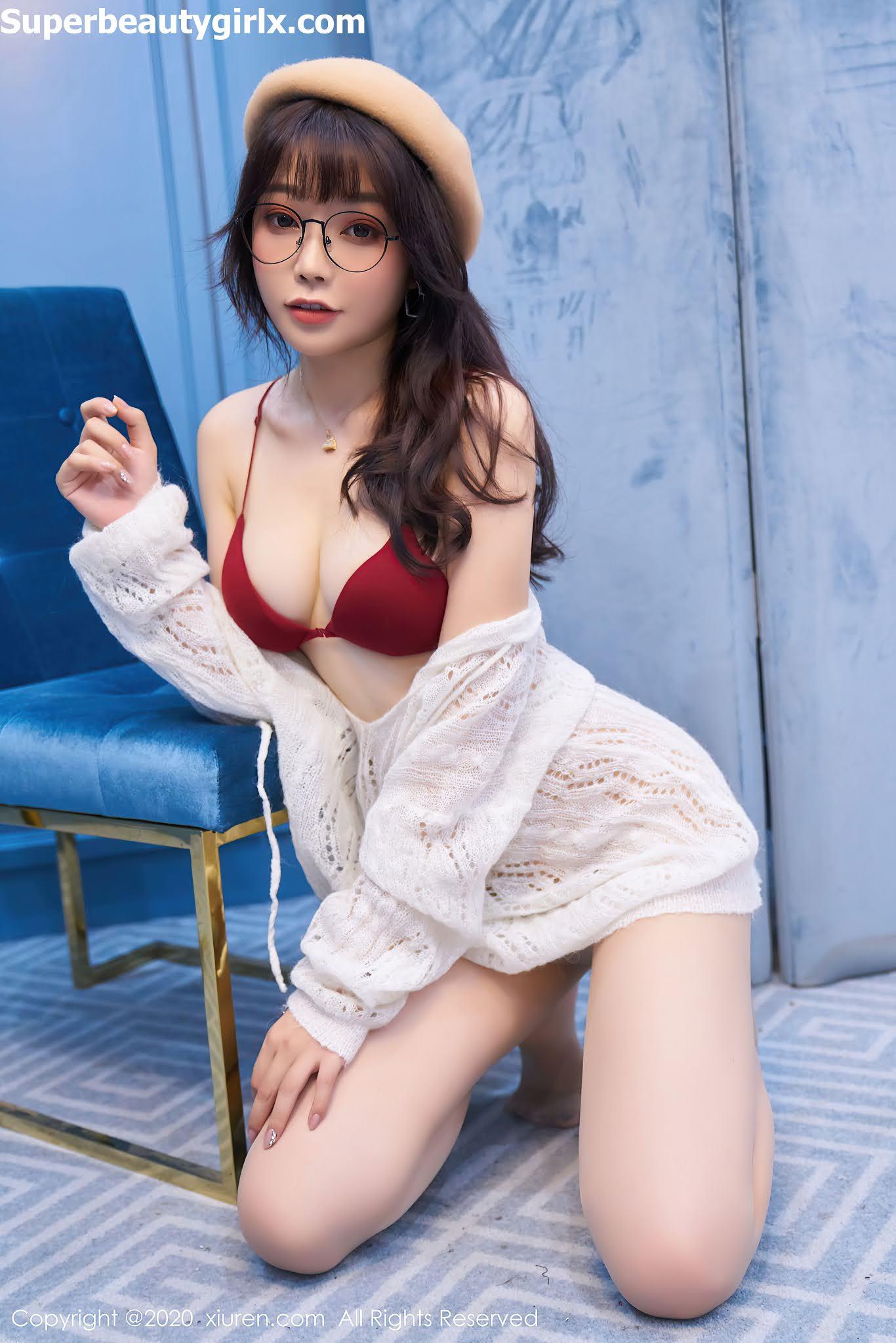XIUREN-No.2859-Booty-Zhizhi-Superbeautygirlx.com