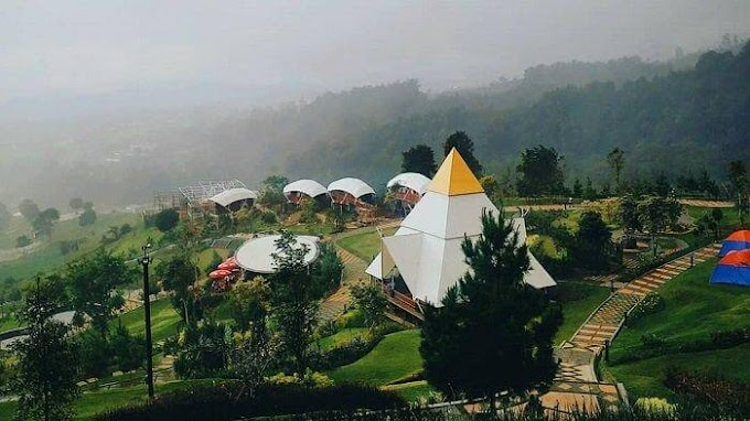 Wisata Alam Sevillage, Harga Tiket Masuk Dan Tarif Camping