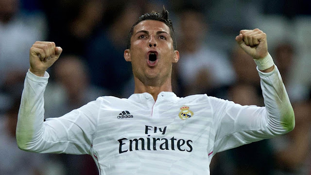 Players having Scored 5 Goals in one Match - Ronaldo