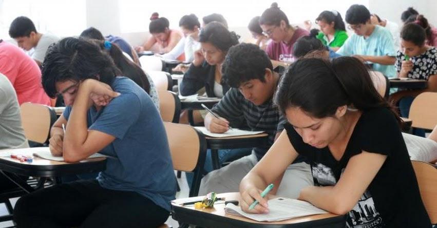 UNMSM: Hoy se inicia examen de admisión primer grupo a la Universidad San Marcos - www.unmsm.edu.pe