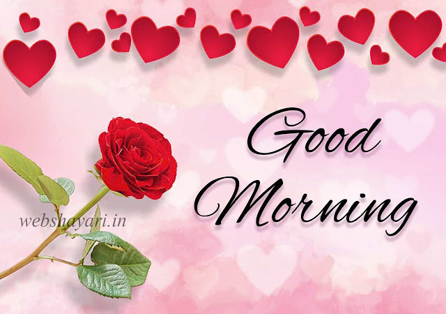 beautyful good morning wallaper gulab  ke sath