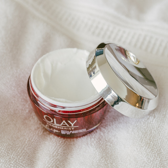 Olay Regenerist Whip with SPF 25 review