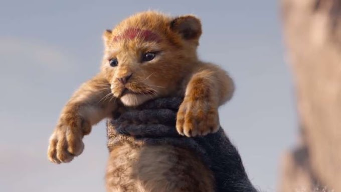 The Teaser Trailer For 'The Lion King' Remake Is Here