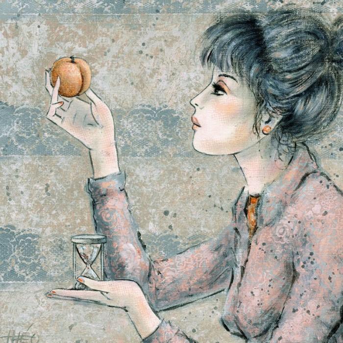 Голландский иллюстратор и художник
