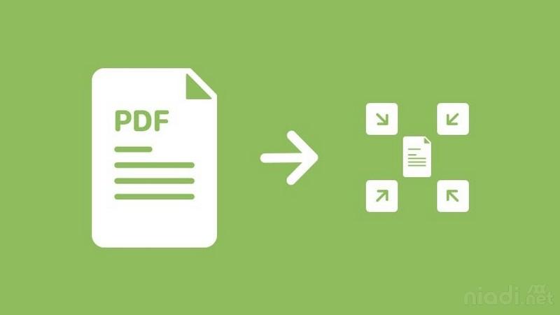 Cara Mudah Memperkecil ukuran file PDF di HP dan Leptop