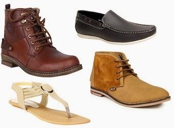 Loot Price: Upto 95% Discount on Do Bhai Men's & Women's Footwear@ Flipkart, Price starts from Rs.125