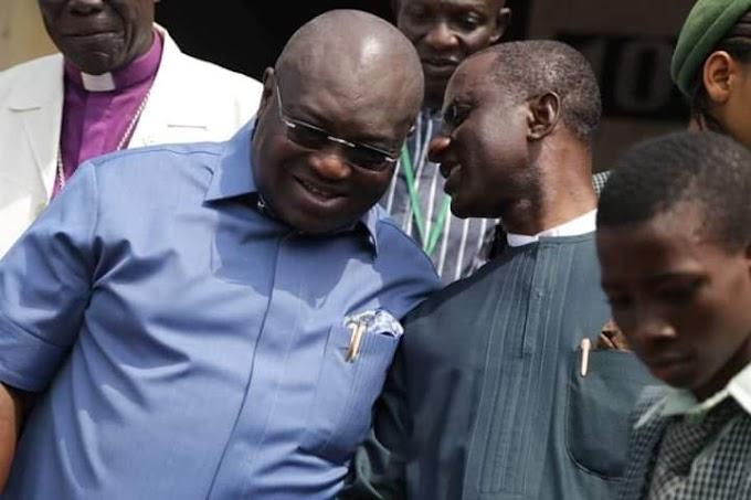 #MinisterialList: @GovernorIkpeazu Congratulates Uche Ogah