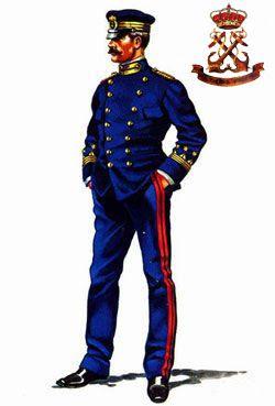 Infante de Marina Española