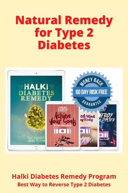 Natural Remedy For Diabetes Type 2
