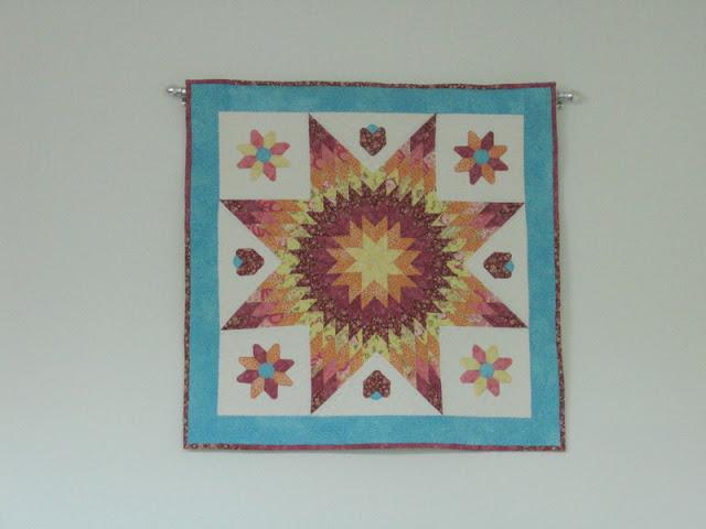 Lonestart quilt