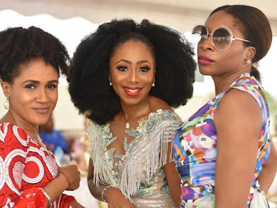 Dakore Akande 40th birthday Photos