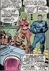 Fantastic Four 148 War On Thirty-Sixth Floor