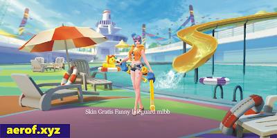 Pasang Script Dapatkan Skin Fanny Lifeguard Full Effect Mobile Legends Terbaru 2019