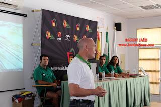 José Antonio Benítez elegido como representante arbitral en la asamblea FAB