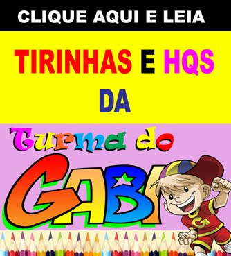 HQs da Turma do Gabi