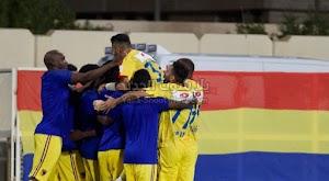 الاهلي يسقط امام فريق الحزم بهدفين لهدف في الجولة الثامنه من الدوري السعودي للمحترفين