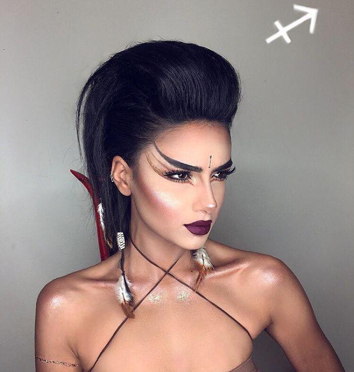12 Zodiac Inspired Makeup Looks!