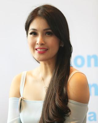 Biodata dan profil Sandra Dewi