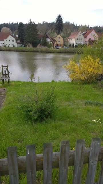 Gartenfläche am Dorfweiher (c) by Joachim Wenk