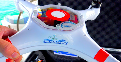 Spesifikasi The SplashDrone - GudangDrone
