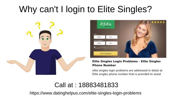 Dating login elite Elite Singles