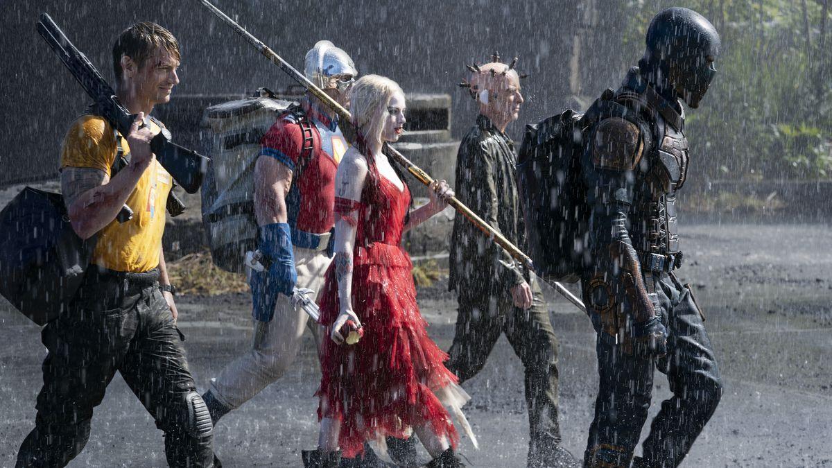 'O Esquadrão Suicida' chega ao HBO Max Brasil