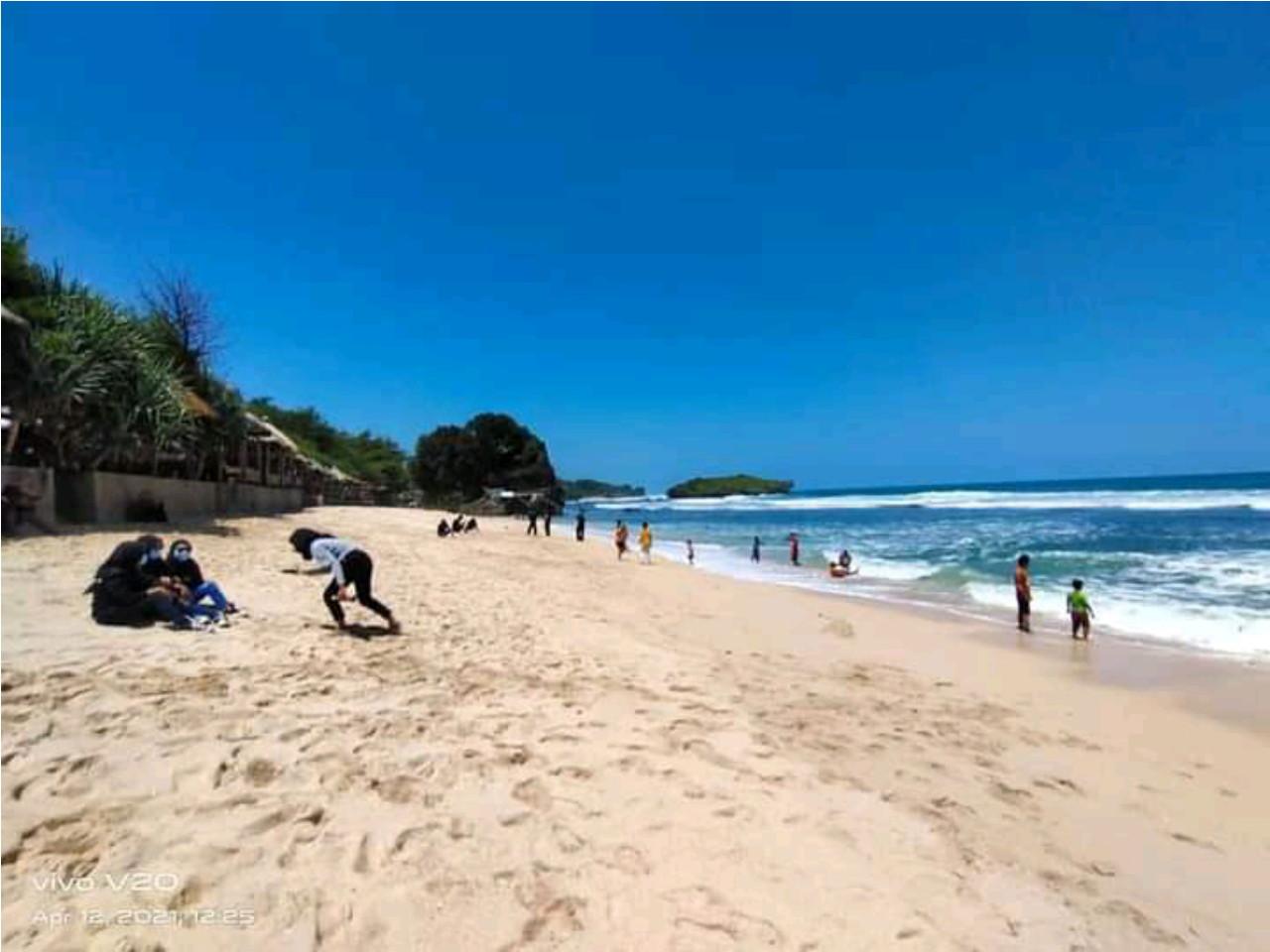 Wisata Pantai Slili Gunungkidul Terbaru