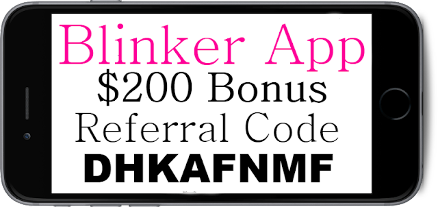 Get $200 Bonus Blinker.com Promo Code, Referral Code & Reviews