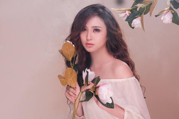 Vẻ đẹp ngọt ngào của hoa khôi Hải Yến vùng đất Nam Bộ @BaoBua: Duyên